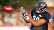 Utilizing tight end should expand Bears' opportunities