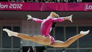 LONDON -- The leader after one rotation of the Olympic gymnastics women's all-around competition: