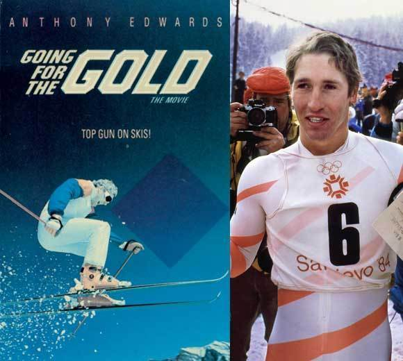 Stronger, Higher, Faster, Cheesier: The art of the Olympic biopic: The Olympian: US skier Bill Johnson was the first American man to win gold when he took the medal in the downhill at the Sarajevo Olympics in 1984.  Hard-knock life: Hes a rebel, he gets in trouble with the law, he goes to jail, hes given a choice between prison and� a ski academy? Wait, how can I get in the kind of trouble that gives me that sort of choice?  Extra obstacles: Divorce, the death of his 13-month-old son in a hot-tub drowning, and a horrific accident while training for a comeback that left him brain-damaged and disabled.  And featuring: Anthony Edwards! Sarah Jessica Parker! Should it air on Lifetime? No. It aired in 1985, before his major troubles. To make it a serious Lifetime contender, theyd need to remake it and focus on his mom, whos still caring for her profoundly disabled son.