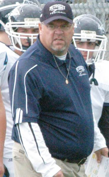 Kerry VanOrman will begin his 10th season as the Petoskey High School football coach when practice opens on Monday, Aug. 6.