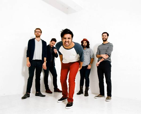Young the Giant performs Friday to open Sands Steel Stage at Musikfest.