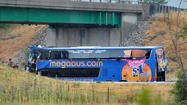 Deadly downstate Megabus crash