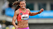"Rolla, Missouri native and University of Nebraska alum Chantae McMillan is through 4 events of the 7 event <a href=""http://www.nbcolympics.com/track-and-field/event/women-heptathlon/phase=atw700b00/index.html"" target=""_blank"">heptathlon</a> at her first Olympic games in London."
