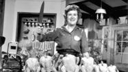 Twenty years ago, Bob Spitz spent several weeks touring Sicily in the company of Julia Child.