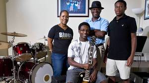 Teens from Hampton and Newport News sharpen skills at Chicago blues camp