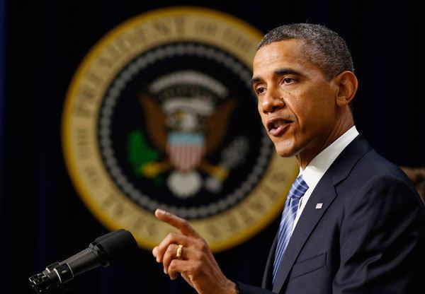 President Obama talks taxes, August 3, 2012.
