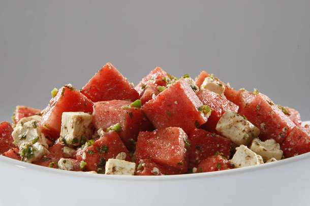 Melon salads