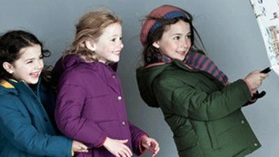 Fall's cutest coats for kids