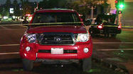 SAN DIEGO -- A 3-year-old New Mexico boy hit by a pickup truck on a busy Point Loma-area street during a family visit to San Diego died in a hospital early Friday.