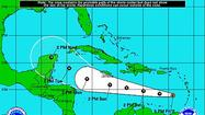 Tropical Storm Ernesto is expected to steadily strengthen over the weekend and draw perilously close to Jamaica as a Category 1 hurricane on Sunday.