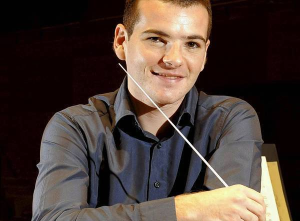 French conductor Lionel Bringuier