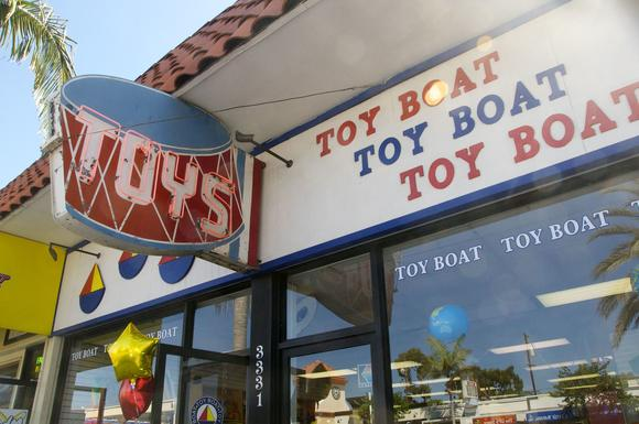 Toy Boat Toy Boat Toy Boat in Corona del Mar will remain open.