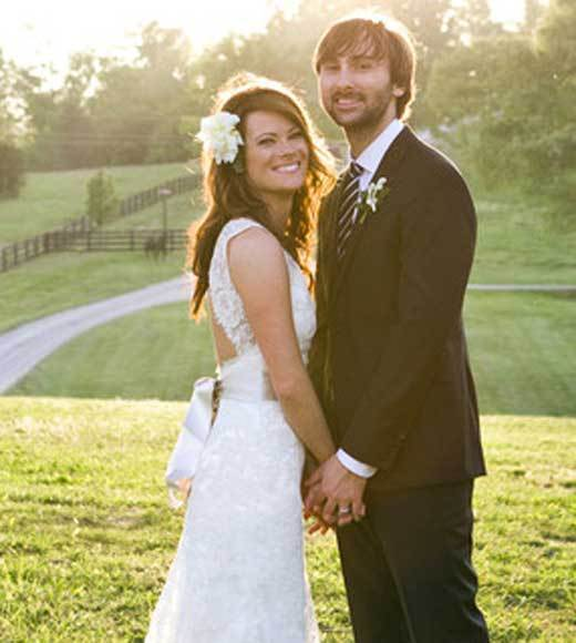 Celebrity Weddings: Alec Baldwin, Tom Cruise and More!: The Lady Antebellum singer swapped vows with his girlfriend, a Nashville music executive, on a private farm near the Tennessee capital in April 2012.