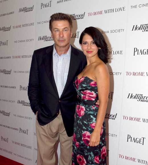 "The ""30 Rock"" star wed his yoga instructor girlfriend June 30, 2012, at Manhattan's St. Patrick's Cathedral. The all-star guest list included the actor's ""30 Rock"" costar Tina Fey, Woody Allen, Baldwin brothers Billy and Stephen, Lorne Michaels and fellow Emmy winner Mariska Hargitay (""Law & Order: SVU"")."