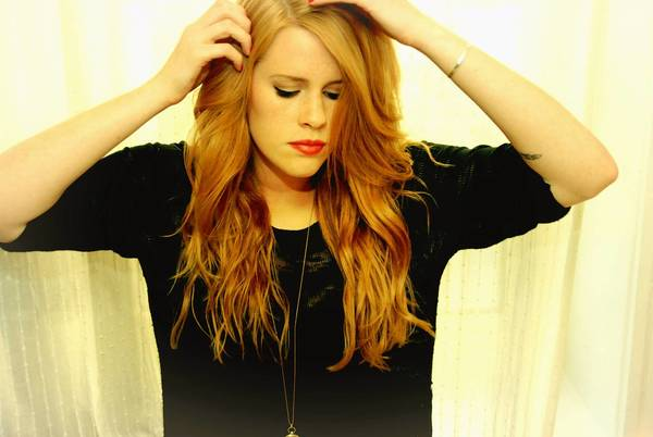 Lucy Stone, a singer songwriter from Philadelphia, performs Aug. 4 at Lyrikplatz.