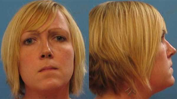Booking photo of Sarah Gumm
