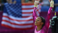 "LONDON -- President Barack Obama wants an audience with her, Oprah Winfrey is ""flowing happy tears"" for her and spookily her surname is an anagram of 'USA gold' -- no wonder Americans cannot get enough of Gabby Douglas."