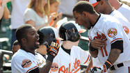 O's notes: Andino starts at third, sending hot-hitting Betemit to the bench