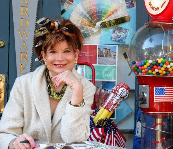 "Suzy Gershman, author of the ""Born to Shop"" travel guide series, died July 25 in San Antonio, a year after being diagnosed with brain cancer. She was 64."
