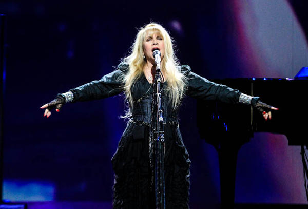 Stevie Nicks performs in concert  at Amway Center in Orlando, Fla. on Friday, August 03, 2012.