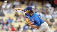 Dodgers knock Cubs' Samardzija around in 6-1 win