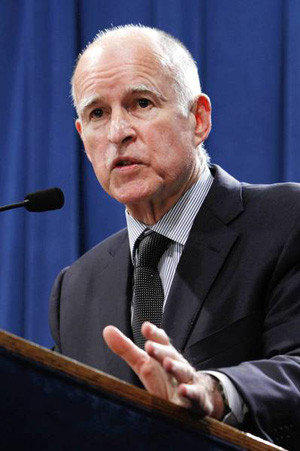 Gov. Jerry Brown, who had threatened to close 70 parks to help balance the budget, proposes using $20 million of newfound funds for park maintenance and for matching the private donations that ultimately kept the parks open.
