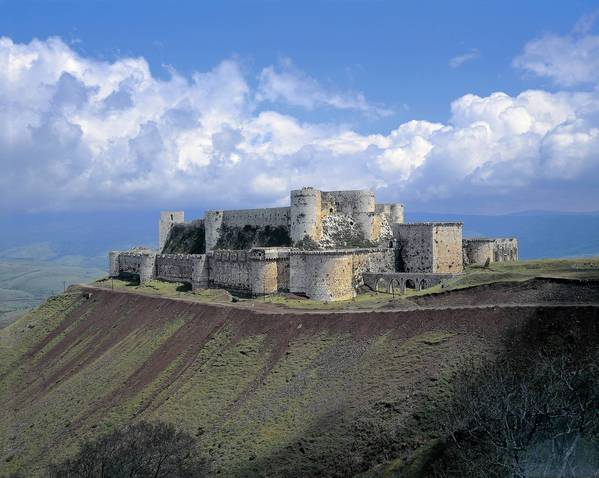 A forged letter helped a Muslim army capture the mighty Krak des Chevaliers in 1271.