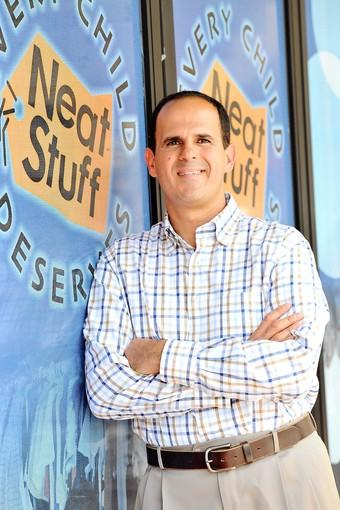 """To be able to go back to a place that gave me so much is extra special,'' said Marcus Lemonis, 38, a former Fort Lauderdale AutoNation manager."