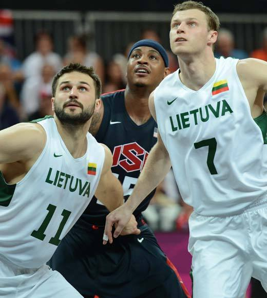 2012 Summer Olympics Best and Worst moments: The USA mens basketball team got bit of a wake up call Saturday (Aug. 4) when the Lithuanian team played them close all game. It was hard not to accidentally start cheering for the scrappy underdogs, who were playing their hearts out. In the end, the U.S. took the lead and won 99-94, but its the closest a U.S. mens game has been all Olympics.  -- Andrea Reiher, Zap2it