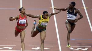 Track and field heats up in a hurry