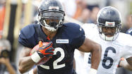 "BOURBONNAIS — Matt Forte missed the Bears' entire offseason program, but a week into training camp, running backs coach Tim Spencer declared him ""good to go."""