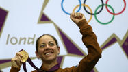 "LONDON -- Jamie Gray had thought about her final Olympic shot in London a ""bazillion"" times since botching her last one in Beijing and narrowly missing out on a medal four years ago."