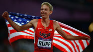 LONDON — Down the track he came with the stadium's howling, gale-force British hope filling every molecule of air he swallowed, his best friend and training partner strides ahead of him while Galen Rupp kept running for his life.