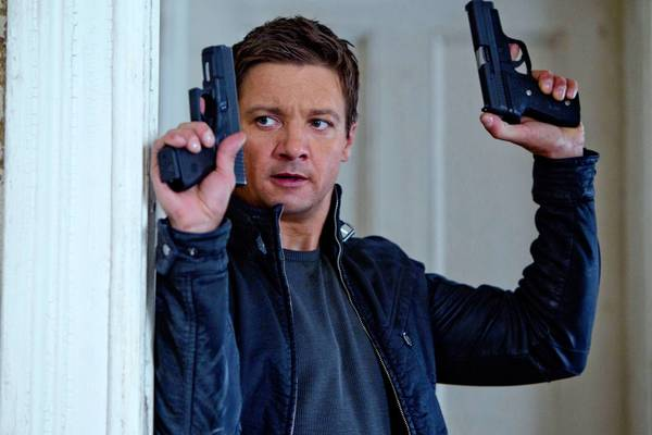 Jeremy Renner is Aaron Cross, the new hero in 'The Bourne Legacy,' whose life or death stakes have been triggered by the events of the first three films.