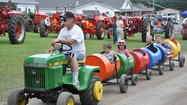 PHOTOS: 12th annual Stoystown Lions Antique Tractor Festival