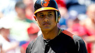 Orioles prospect Manny Machado hits for the cycle for Double-A Bowie