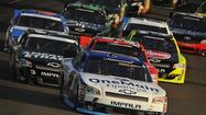 Elliott Sadler rebounded from the disappointment of his jumped-restart penalty last week in Indianapolis to win the NASCAR Nationwide Race at Iowa Speedway on Saturday night.
