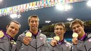 Phelps goes out with a win