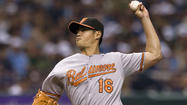 Orioles reaping benefits of Wei-Yin Chen's growth