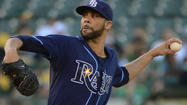 The Orioles face Rays all-star left-hander David Price this afternoon in the teams' series finale at Tropicana Field.