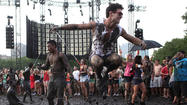 Lollapalooza: Day 2 photos