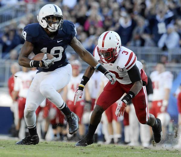Penn State receiver Justin Brown transferred to Oklahoma two days before preseason camp began.