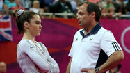 LONDON — McKayla Maroney can seem severe.