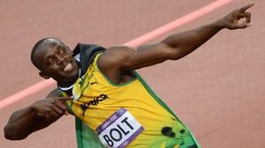 Bolt fast becoming legend with another 100 win