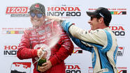 Scott Dixon cruises to win at Honda Indy 200 at Mid-Ohio