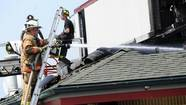 Harford Denny's fire was arson, investigators say