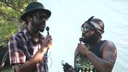 Gary Clark Jr. Interview - Lollapalooza 2012