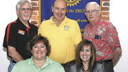 Rotary Club of Hagerstown-Sunrise has announced its board and committee chairs for the 2012-13 year.