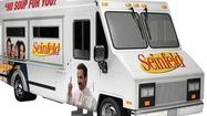 Seinfeld's No Soup for You truck hits Baltimore today