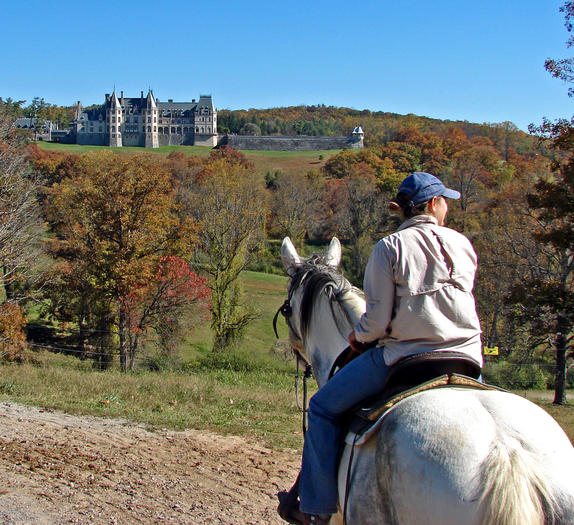Travel to the Biltmore Estate in Asheville, North Carolina